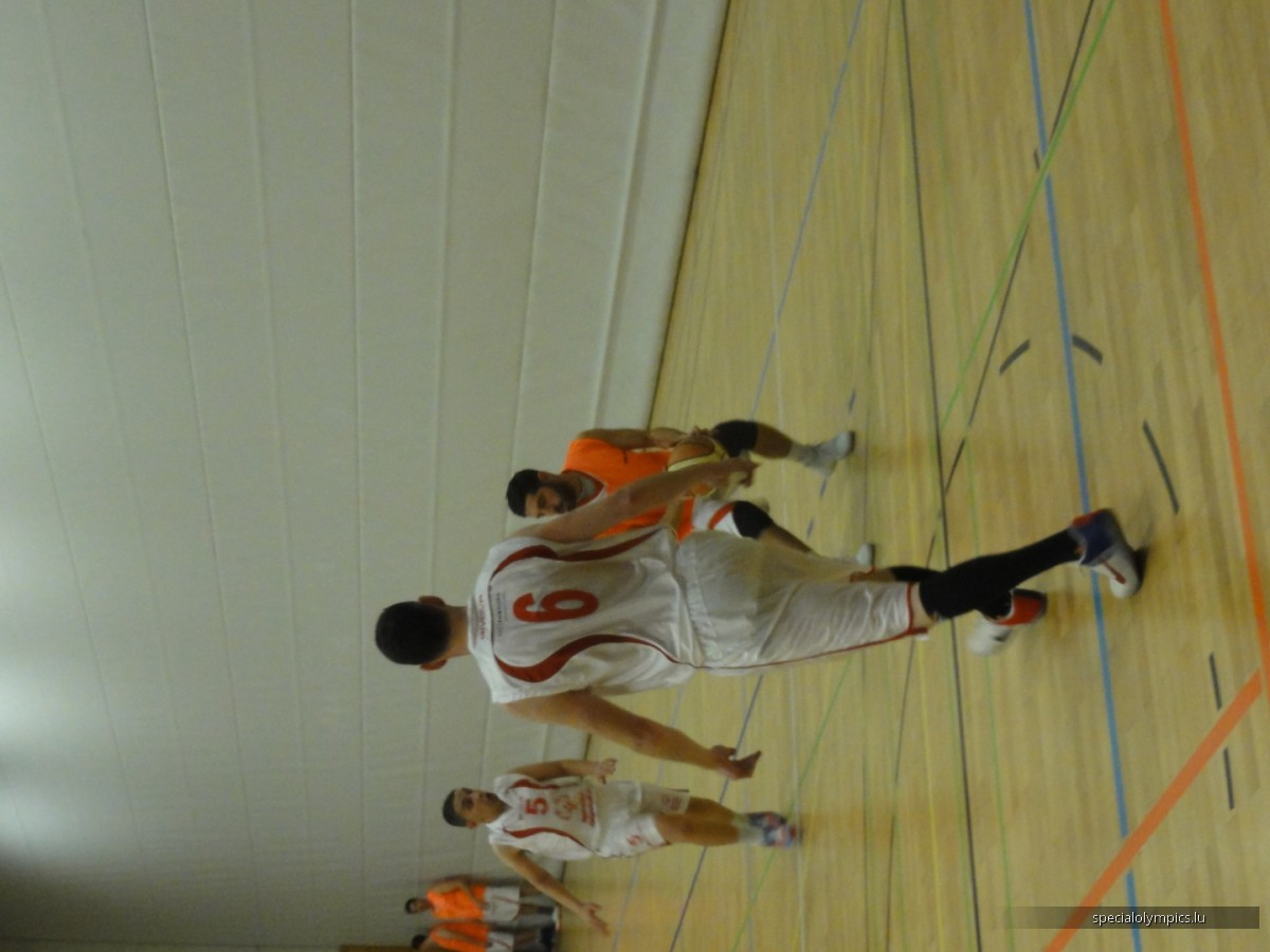 Basketball : Caceis - SOL