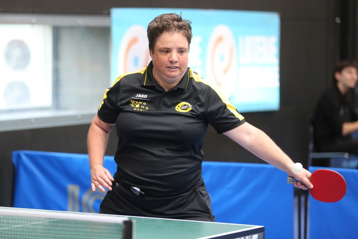Special Olympics Luxembourg Table Tennis 2018